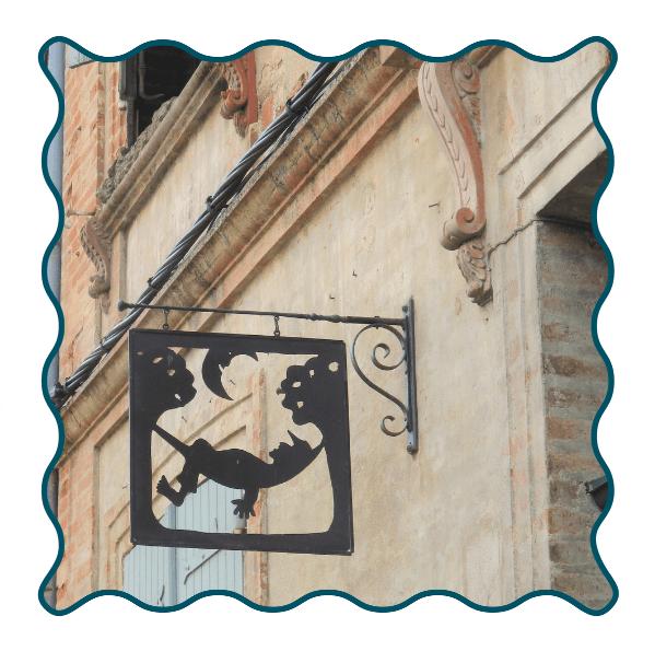 Lombez Rue Notre Dame