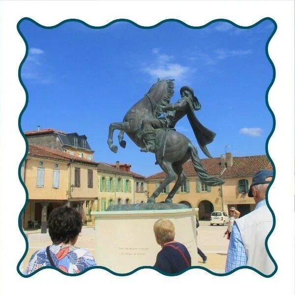 Lupiac D'artagnan Mousquetaire Adultes 1