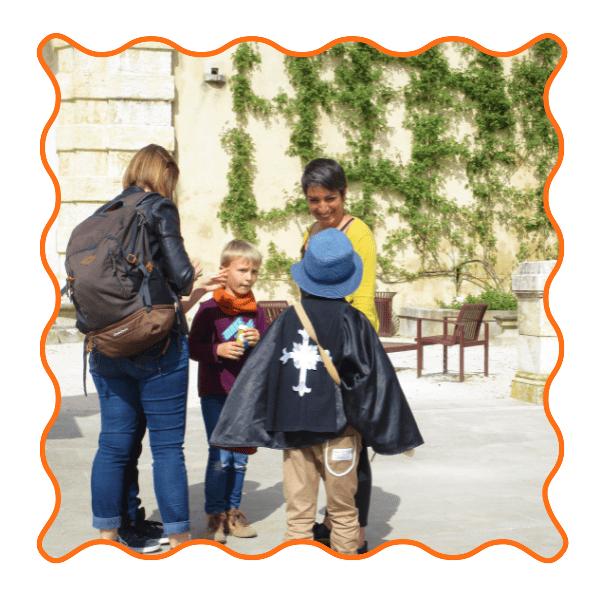 D'artagnan Mousquetaire Famille Enfant 6