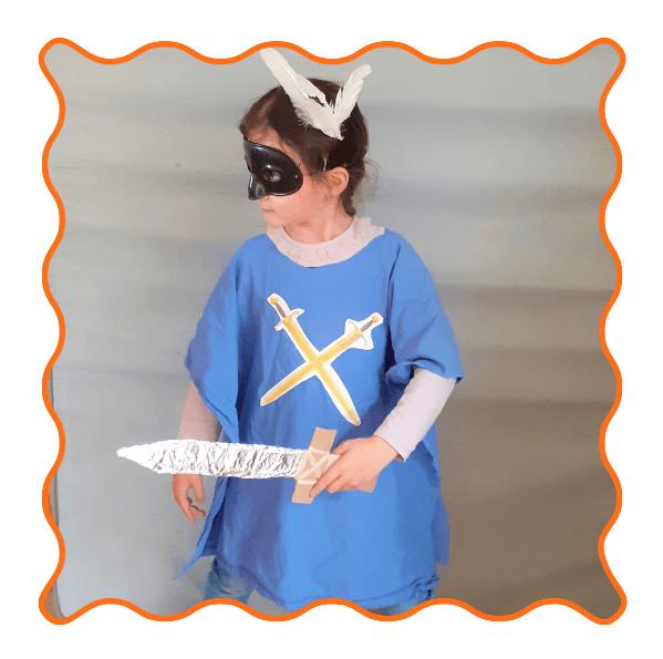D'artagnan Mousquetaire Famille Enfant 8
